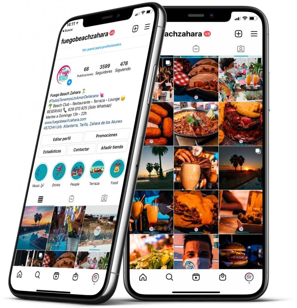 Agencia publicaciones en redes sociales